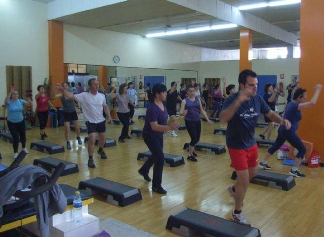La concejalía de Deportes pone en marcha el Programa Municipal de Gimnasia de Mantenimiento, Foto 1
