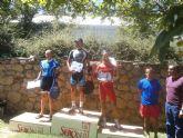 Juan Antonio del C.C. Santa Eulalia consigue un nuevo podium para el equipo totanero en Serón