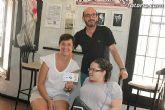 Isa ya tiene nueva silla de ruedas adaptada - 1
