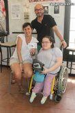 Isa ya tiene nueva silla de ruedas adaptada - 2