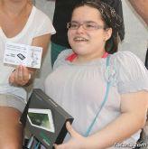 Isa ya tiene nueva silla de ruedas adaptada - 3