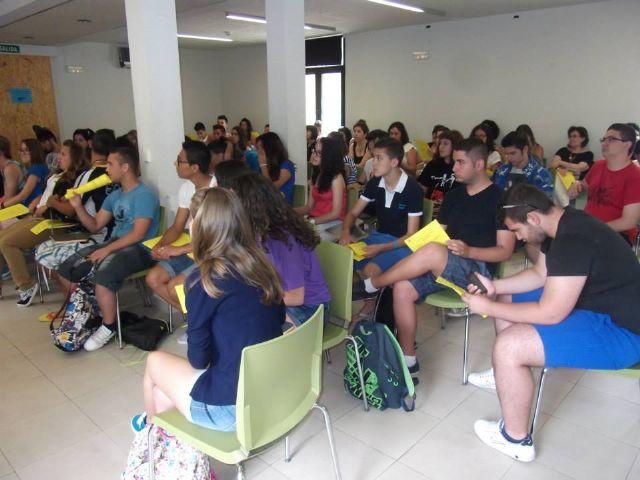 Finaliza con éxito el programa de corresponsales juveniles, Foto 1