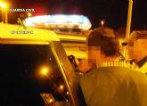 La Guardia Civil detiene a un conductor por circular en sentido contrario durante 24 kil�metros y bajo la influencia de bebidas alcoh�licas