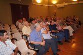 La Comunidad de Regantes de Totana y el Ayuntamiento solicitan a la Confederación Hidrográfica del Segura el reconocimiento y legalización de los riegos consolidados de regadío de Totana