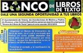 El Ayuntamiento y Cáritas animan a participar en el proyecto del Banco de intercambio de libros de texto