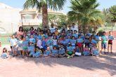 430 niñ@s participan en los cursos de natación de la concejalía de deportes