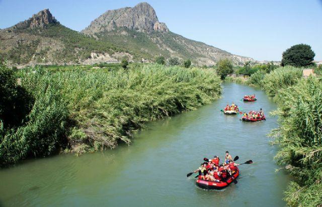La Hermandad de Jesús en el Calvario organiza la actividad de descenso del río Segura el día 15 de septiembre, Foto 1