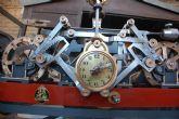 El reloj de San L�zaro, de 191, luce como nuevo gracias a la intervenci�n del Ayuntamiento de Alhama