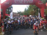 Más de 220 corredores participaron en el VII memorial mtb Domingo Pelegrín - 2