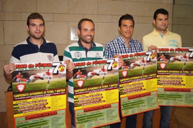 Se oferta el Campeonato Autonómico de Fútbol 7 Amateur, con sede en el Complejo Deportivo Guadalentín de el Paretón-Cantareros, Foto 2