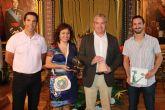 Una delegación del ayuntamiento de Vila-Real visita Mazarrón