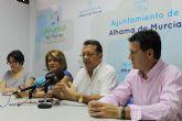 El director de la Escuela de M�sica Municipal, Jos� Antonio Ayala, pregonero de las fiestas patronales de Alhama de Murcia
