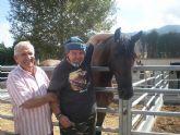 PADISITO visita un centro de terapias ecuestres en Alhama de Murcia - 2