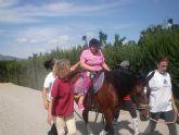 PADISITO visita un centro de terapias ecuestres en Alhama de Murcia - 5