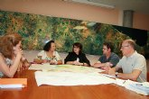 Comunidad y Ayuntamiento de Totana avanzan en el desarrollo urbanístico del municipio