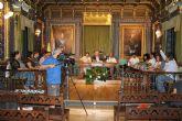 El Pleno aprueba una moción en defensa del trasvase Tajo-Segura.