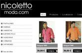 Descubre la nueva Tienda Online de Nicoletto Moda, creada con Superweb