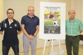 Los futbolistas veteranos vuelven a reunirse en Mazarrón a beneficio de las aulas hospitalarias de ´La Arrixaca´