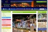 La web de Turismo de Alhama de Murcia, tambi�n en ingl�s