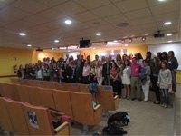 D'Genes y AELIP participan en la IV escuela de formación de la Federación Española de Enfermedades Raras, Foto 1