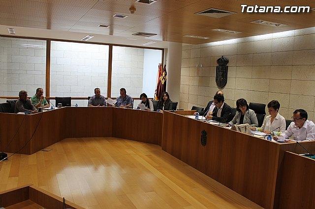 El ayuntamiento de Totana celebra mañana Pleno extraordinario, Foto 1
