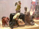Mazarrón acoge la exposicion artesana sobre la vida y la obra del escultor Francisco Salzillo