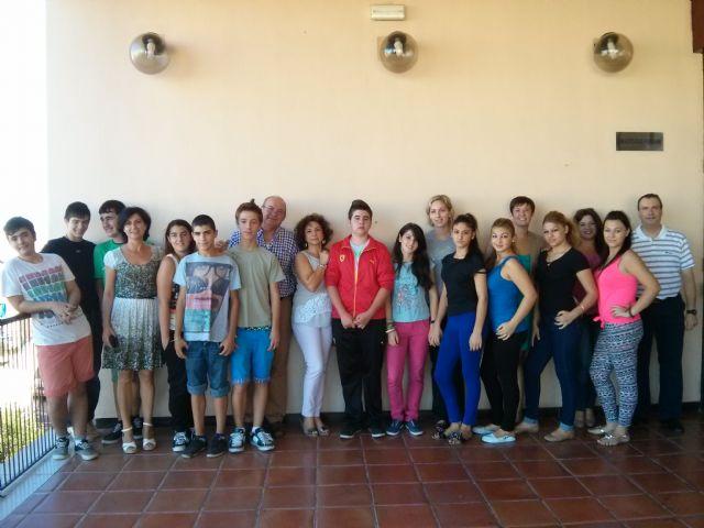 Catorce alumnos participan en el programa del Aula Ocupacional mediante el cual se favorece la permanencia los jóvenes en el sistema educativo, Foto 2