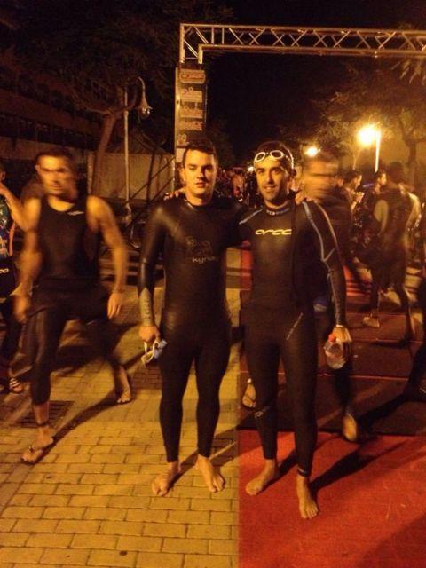 Francisco Cuesta (Kisko) finaliza el Ironman IBERMAN LA LUZ LD 2013, Foto 4