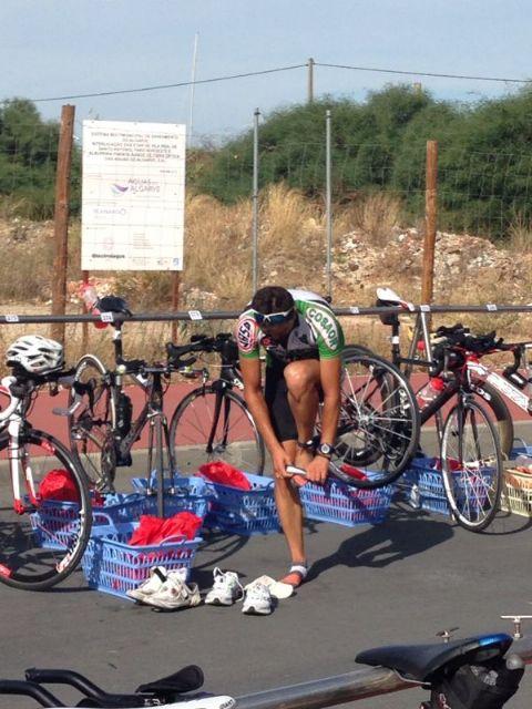 Francisco Cuesta (Kisko) finaliza el Ironman IBERMAN LA LUZ LD 2013, Foto 5