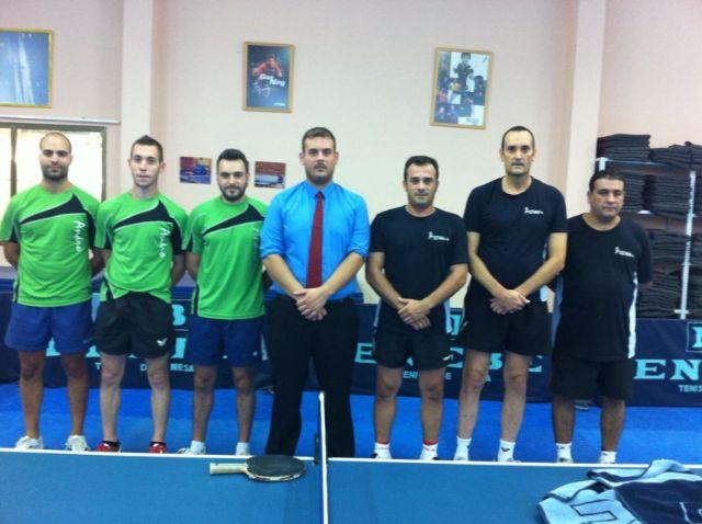 Comenzaron las ligas de 2ª y 3ª Nacional para los equipos del Club Totana T.M., Foto 1