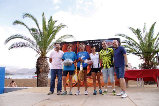 Más de 400 atletas participan en la III Media Maratón y III Carrera Popular Bahía de Mazarrón, Foto 3