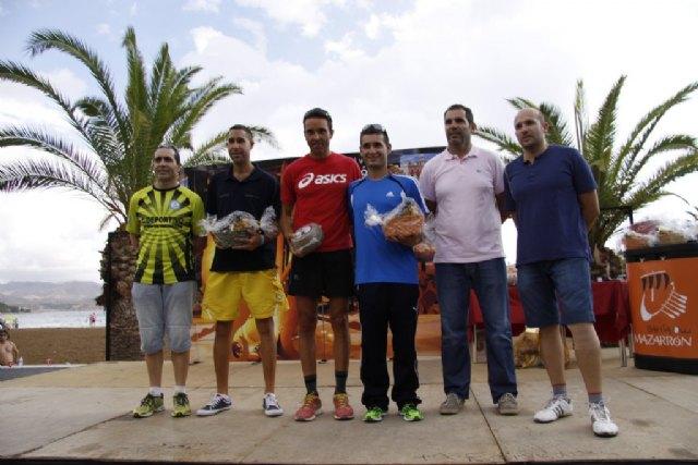 Más de 400 atletas participan en la III Media Maratón y III Carrera Popular Bahía de Mazarrón, Foto 5