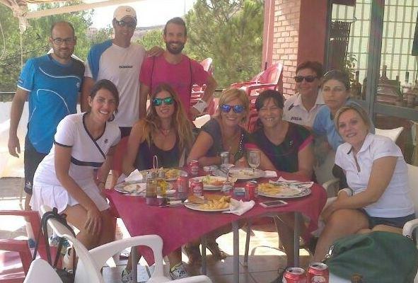 El Club Tenis Totana celebra su torneo apertura, Foto 1