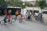 Se pone punto y final al calendario de festejos del verano en barrios y pedanías de Totana