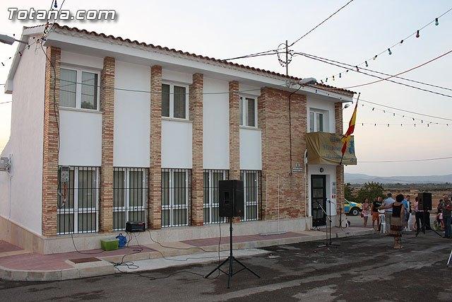 El próximo domingo 20 de octubre el centro social de El Raiguero Alto será denominado con el nombre de Julián Muñoz López, Foto 1