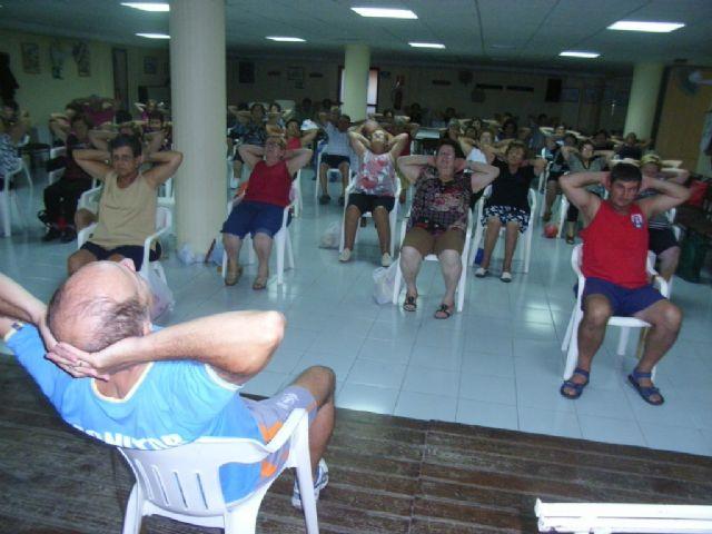 Deportes pone en marcha el Programa Municipal de Gimnasia para Personas Mayores, Foto 2