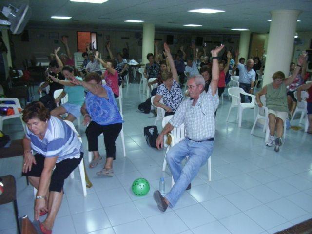 Deportes pone en marcha el Programa Municipal de Gimnasia para Personas Mayores, Foto 3