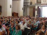 80 personas de Totana peregrinan a Mutxamel por el Año Jubilar del V centenario de la Parroquia El Salvador - 5