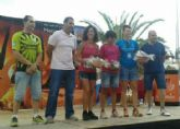 Atletas del Club Atletismo Totana participaron en la marat�n y media marat�n de montaña Almudayna - 3