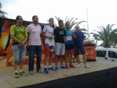 Atletas del Club Atletismo Totana participaron en la marat�n y media marat�n de montaña Almudayna - 4
