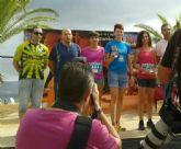 Atletas del Club Atletismo Totana participaron en la marat�n y media marat�n de montaña Almudayna - 5