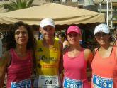 Atletas del Club Atletismo Totana participaron en la marat�n y media marat�n de montaña Almudayna - 6