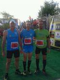Atletas del Club Atletismo Totana participaron en la marat�n y media marat�n de montaña Almudayna - 8