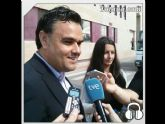 Declaraciones de Martínez Andreo a la salida del juzgado - 7