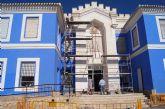 El Centro Sociocultural La Cárcel mejora su imagen para acoger a las cientos de personas que diariamente disfrutan de esta infraestructura municipal