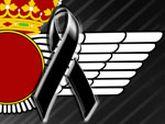 Pésame por el fallecimiento en acto de servicio del subteniente Juan Carlos Pérez Calleja