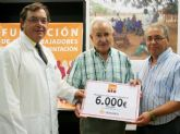 La fundaci�n de trabajadores de ELPOZO ALIMENTACI�N dona 6.000 euros para la construcci�n de un pozo de supervivencia en Tena-Kana (Mali)