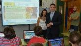 Educaci�n facilita que 1.230 alumnos de 1� de la ESO reciban su formaci�n �ntegramente en formato digital
