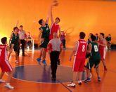 Los junior empiezan ganando. CB Sierramar 51-58 CB Totana