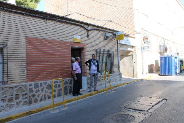 Archena la alcaldesa visita las nuevas dependencias de for Oficina comarcal agraria